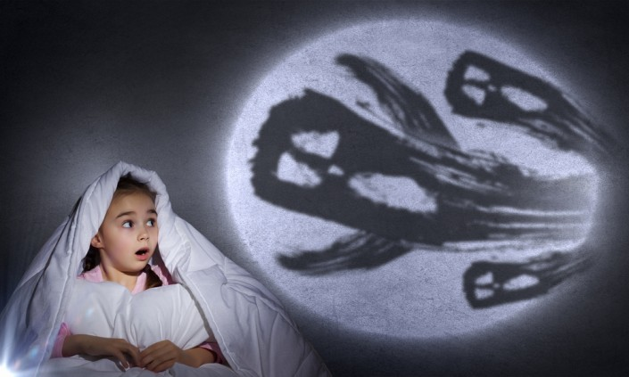 Parenting Blog: Bedtime Monsters