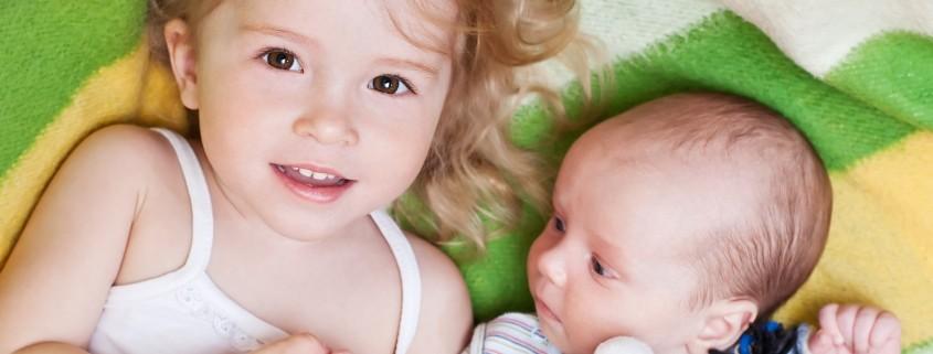 Parenting Blog: Toddlers and Siblings