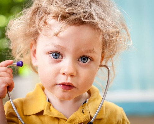 Parenting Blog: Childhood Tics