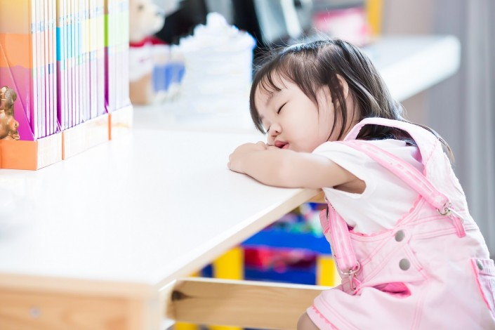 Parenting Blog: Sleep for Young Children