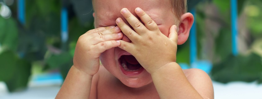 Parenting Blog: Screaming Child