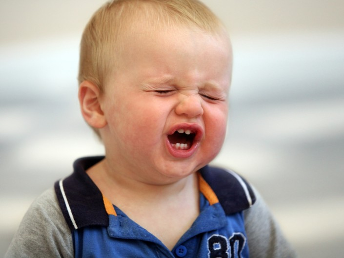 Parenting Blog: Toddler Tantrums